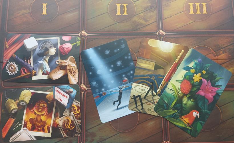 Mysterium Park Cards