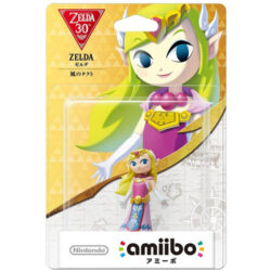 Nintendo AMIIBO: The Legend Of Zelda - The Wind Waker Zelda