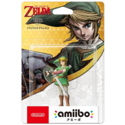 Nintendo AMIIBO: The Legend Of Zelda - Twilight Princess