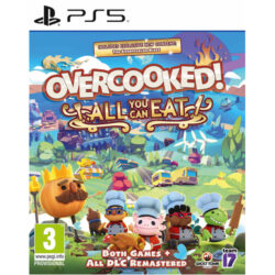 Overcooked! All You Can Eat - PS5