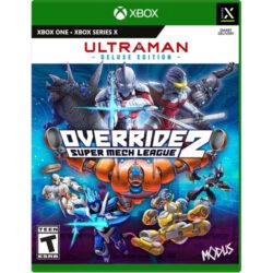 Override 2: Ultraman Deluxe Edition- Xbox One/Series X