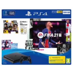 PS4 500GB & FIFA 21