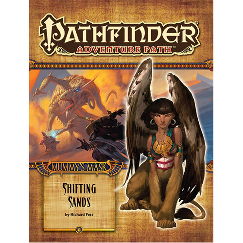 Pathfinder Adventure Path #81: Shifting Sands