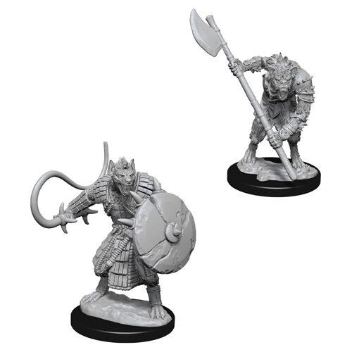 Pathfinder Deep Cuts Unpainted Miniatures (Wave 3): Gnolls