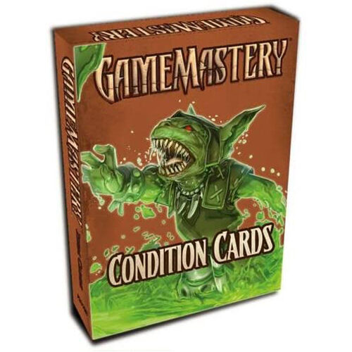Pathfinder Game Mastery Condition Cards