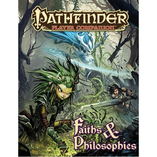 Pathfinder Player Companion: Faiths & Philosophies