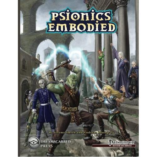 Pathfinder: Psionics Embodied