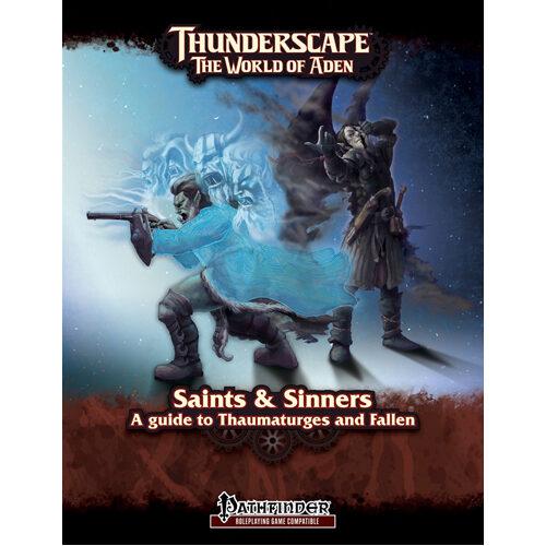 Pathfinder: Saints & Sinners
