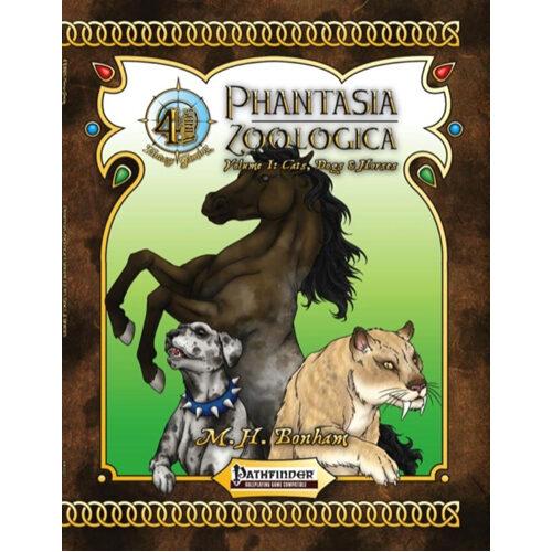 Phantasia Zoologica Vol. 1  (Pathfinder)