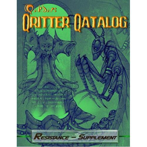 Qalidar: Qritter Qatalog Supplement