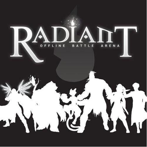 Radiant: Offline Battle Arena Core Set