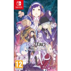 Re:ZERO - The Prophecy of the Throne - Nintendo Switch