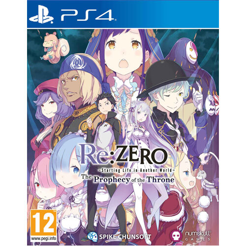 Re:ZERO - The Prophecy of the Throne - PS4