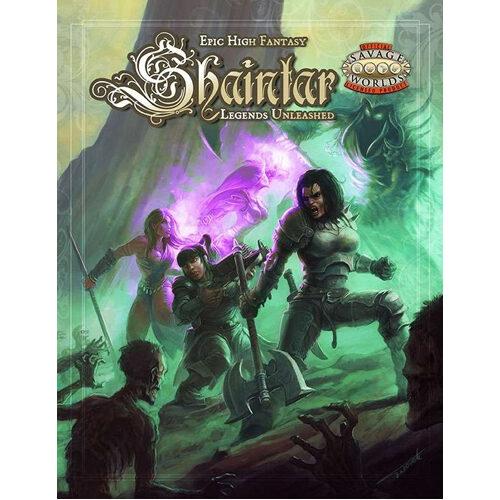 Savage Worlds: Shaintar - Legends Unleashed