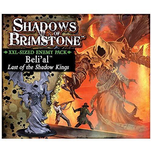 Shadows Of Brimstone: Beli'al Xxl-sized Enemy Pack