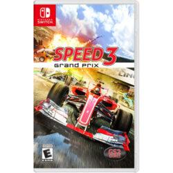 Speed 3: Grand Prix - Nintendo Switch