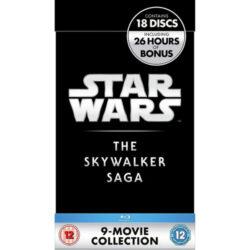 Star Wars: The Skywalker Saga Complete Collection - Blu-ray