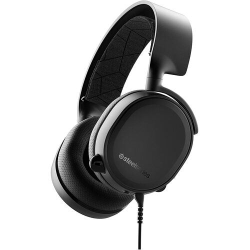 SteelSeries: Arctis Wired - 3 7.1 Gaming Headset - Black - PS4