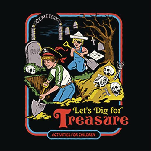 Steven Rhodes: Let's Dig for Treasure
