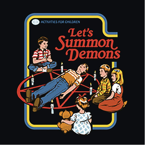 Steven Rhodes: Let's Summon Demons