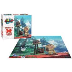 Super Mario Odyssey Wooded Puzzle (200 pieces)