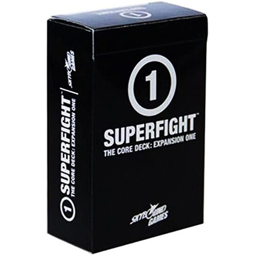 Superfight: Core Deck Expansion One