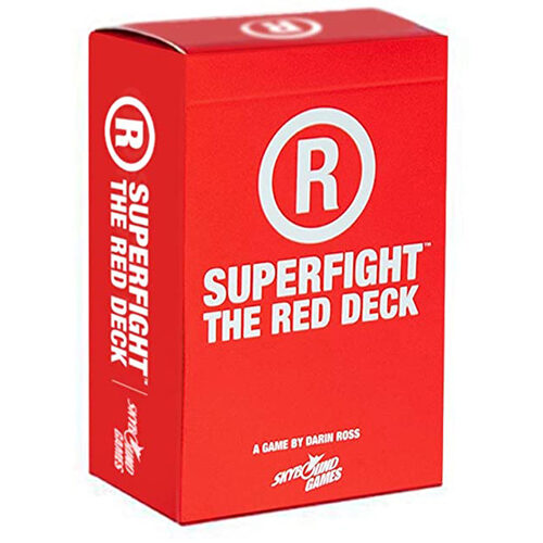 Superfight: Red Adult Deck