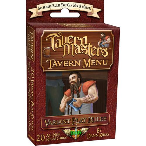 Tavern Masters: Tavern Menu Deck Expansion