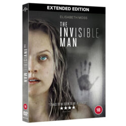 The Invisible Man (2020) - DVD