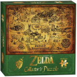 The Legend of Zelda Collector's Puzzle (550 pieces)
