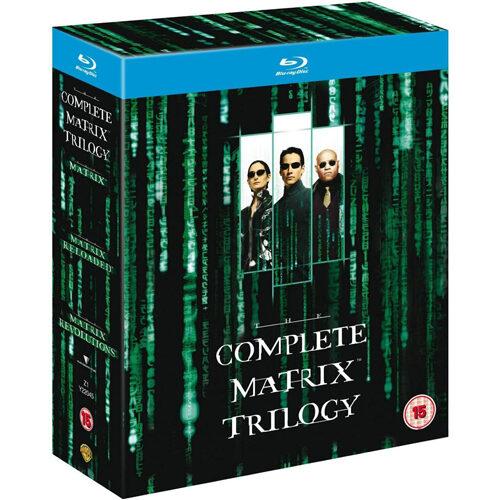 The Matrix Trilogy - Blu-ray