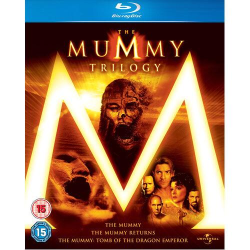 The Mummy Trilogy - Blu-ray