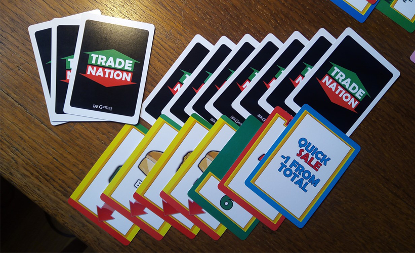 Trade Nation cards