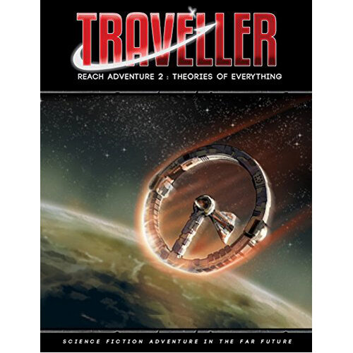 Traveller: Reach Adventure 2: Theories of Everything