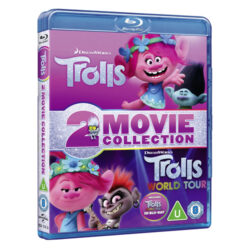 Trolls / Trolls World Tour 2D + 3D - Blu-ray