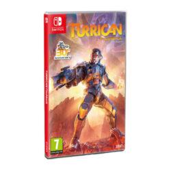 Turrican Flashback - Nintendo Switch