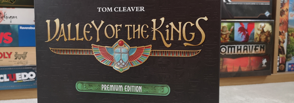 Valley of the kings premium box