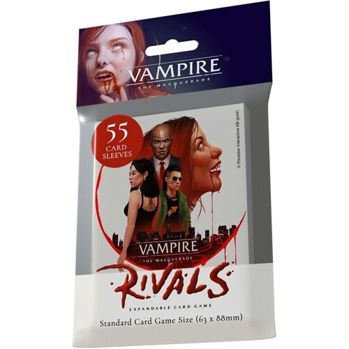 Vampire: The Masquerade - Rivals: Library Deck Sleeves (55)