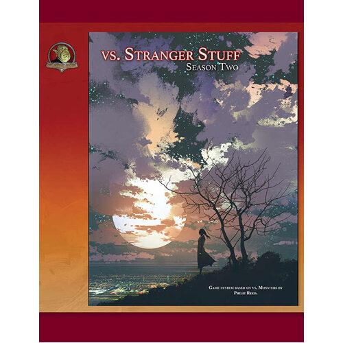 Vs. Stranger Stuff: Season 2