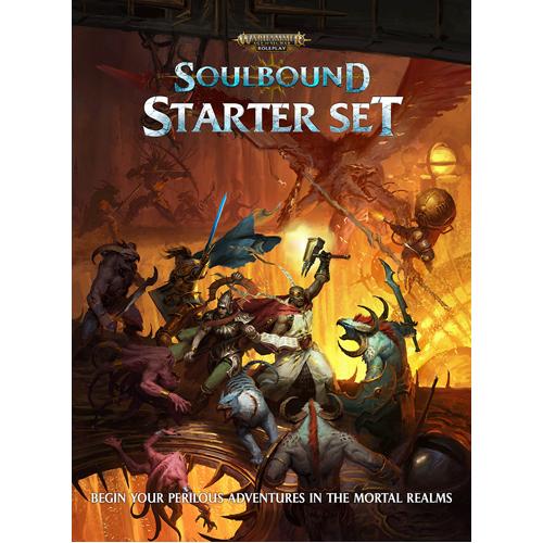 Warhammer Age of Sigmar: Soulbound - Starter Set