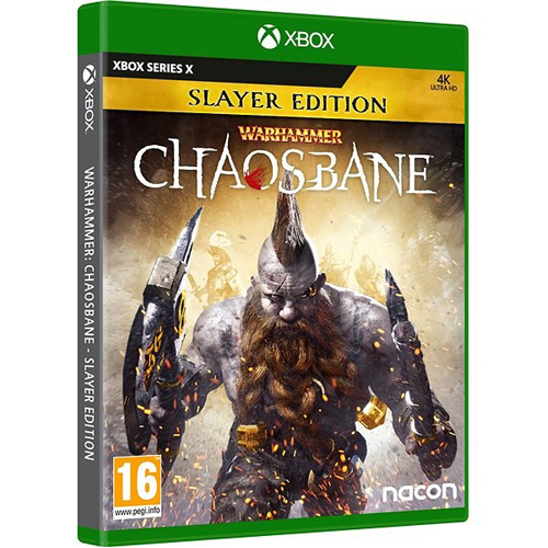 Warhammer Chaosbane: Slayer Edition - Xbox One & Xbox Series X