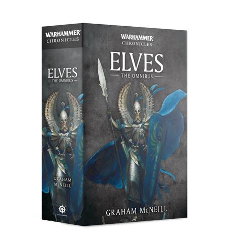 Warhammer Chronicles: Elves - The Omnibus (Paperback)