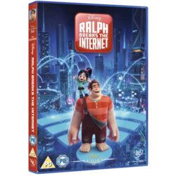 Wreck It Ralph - Ralph Breaks The Internet - DVD