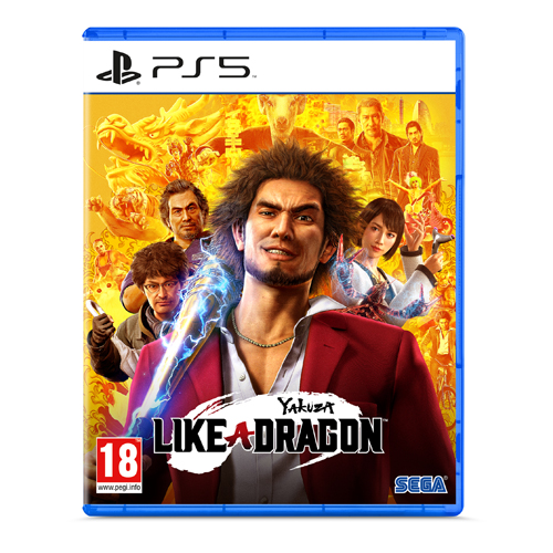 Yakuza: Like a Dragon Limited Edition - PS5