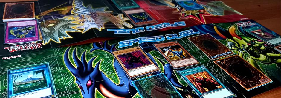 YuGiOh Speed Duel Starter Decks Ultimate Predators Review