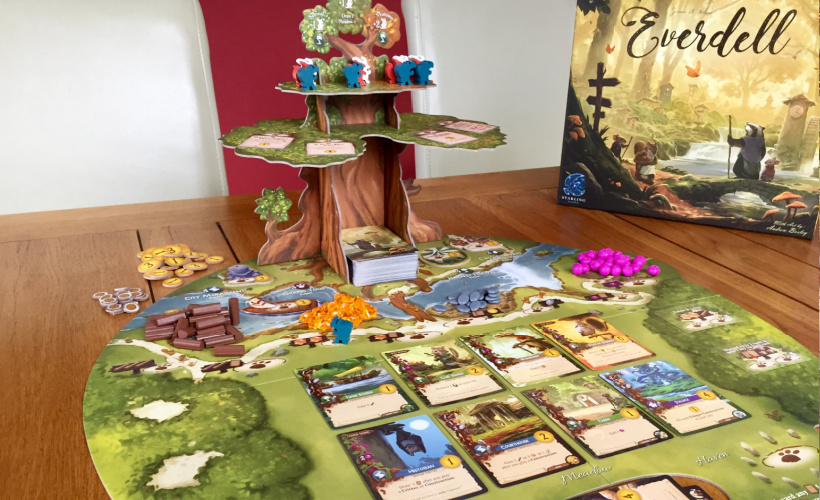 everdell how to play