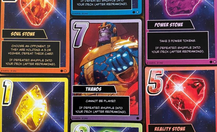 infinity gauntlet gems