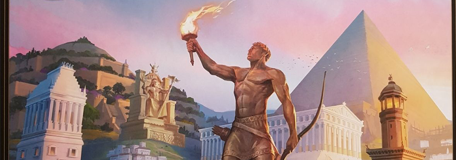 7 wonders 2nd edition cover art
