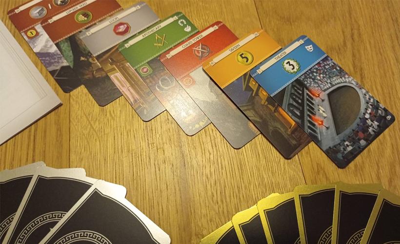 7 wonders cards