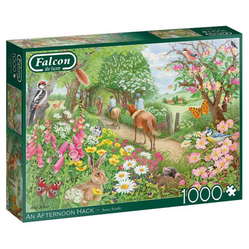 An Afternoon Hack Puzzle (1000 Piece)